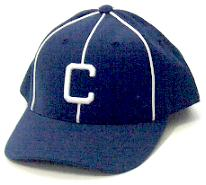 Cleveland Indians 1975 Cooperstown Collection Caps And 140