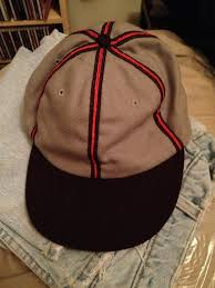 33efe1f9a83 Cooperstown Ball Cap Company shortbill authentic reproduction caps ...